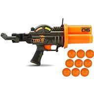 Pistole s 9 kuličkami 35 cm - Dětská pistole