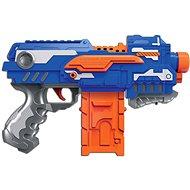 Puška Fire Storm s 16 pěnovými náboji - Dětská pistole