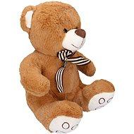 Medvěd plyšový hnědý 40 cm - Plyšák