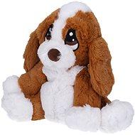Hřejivý plyšák s vůní - pes 25 cm - Hřejivý plyšák