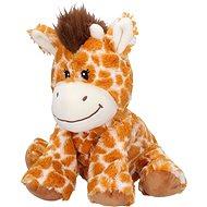 Hřejivý plyšák s vůní - žirafa 25 cm - Hřejivý plyšák
