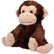 Hřejivý plyšák s vůní - opice 25 cm - Hřejivý plyšák