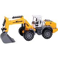 Stroj stavební 36 cm - Auto