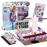 Creative stand with jewelry