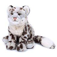 National Geografic Zvířátka z Asie 770817 Leopard sněžný 24 cm - Plyšák