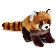 National Geografic Zvířátka deštného pralesa 770838 Panda červená 26 cm - Plyšák