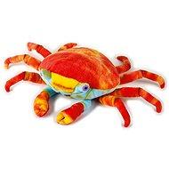 National Geografic Zvířátka z Galapág 770803 Lávový krab 47 cm - Plyšák