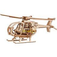 Helikoptéra - 3D puzzle