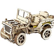"3D puzzle Jeep Willys MB ""4x4"" - 3D puzzle"
