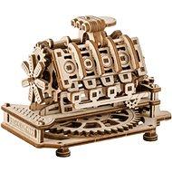 Motor V8 - 3D puzzle