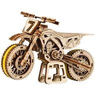 Motorka cross - 3D puzzle