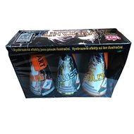 Volcanic fountains - 3 pcs - Fireworks