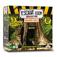 ESCAPE ROOM: úniková hra Rodinná edice - 3 scénáře - Strategická hra