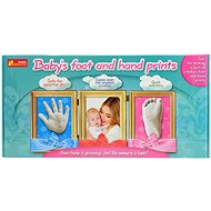 Otisky ručičky a nožičky sada - Vyrábění pro děti