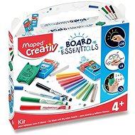 Kreativní sada Sada Maped Board - Příslušenství pro kreslení na tabule