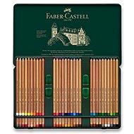 Pastelky Faber-Castell Pitt Pastell v plechové krabičce, 60 barev  - Pastelky