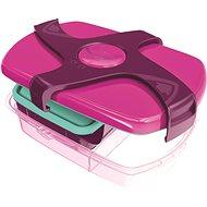 Velký svačinový box Maped Picnik Concept, růžový - Svačinový box