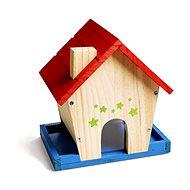 Stanley Jr.OK020-SY Stavebnice, krmítko pro ptáky, dřevo
