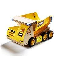 Stanley Jr.K006-SY Stavebnice, nákladní auto, dřevo - Stavebnice