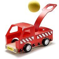 Stanley Jr. OK020-SY Stavebnice, auto katapult, dřevo - Stavebnice