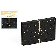Krabička na peníze celoroční 12x8x1cm - Balení dárků