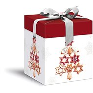 Christmas gift box 12x12x15cm - Gift Wrapping
