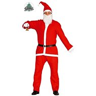 Kostým Mikuláš - Santa Claus  - Vánoce - vel. (52 -54)