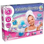 Science4you: Koupelové bomby - Kreativní hračka