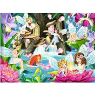 Ravensburger 109425 A magical fairytale night of 100 pieces