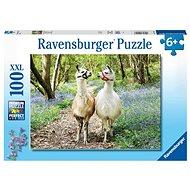 Ravensburger 129416 Huňatí přátelé 100 dílků