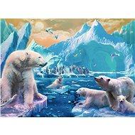 Ravensburger 129478 Polar bears 300 pieces
