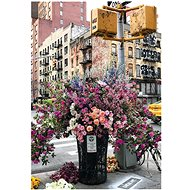 Ravensburger 129645 Květiny v New Yorku 300 dílků