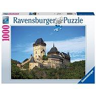 Ravensburger 168651 Česká kolekce: Karlštejn 1000 dílků  - Puzzle