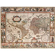 Ravensburger 166336 Mapa světa 2000 dílků  - Puzzle