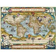 Ravensburger 168255 Cesta kolem světa 2000 dílků  - Puzzle