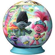 Ravensburger 3D 111695 -Ball Trollové 2: Světové turné 72 dílků