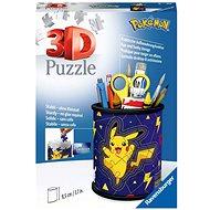 Ravensburger 3D 112579 Stojan na tužky Pokémon 54 dílků  - Puzzle