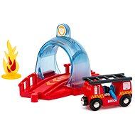 Brio World 33976 SMART TECH SOUND Požární služba  - Příslušenství k vláčkodráze
