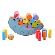 Jouéco dřevěná balanční hra Tuleň