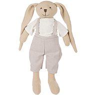 Canpol babies Zajíček Bunny béžový  - Plyšák