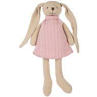 Canpol babies Zajíček Bunny růžový - Plyšák