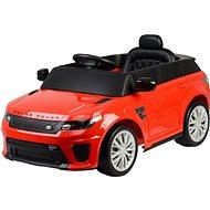 Range Rover Sport SVR červené