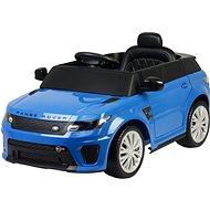 Range Rover Sport SVR modré - Dětské elektrické auto