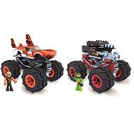 Mega Construx Hot Wheels Monster Trucks mix - Stavebnice