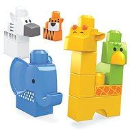 Mega Bloks Zvířátka ze Safari