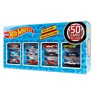 Hot Wheels Angličák Dárkové Balení 50ks - Auto