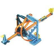Hot Wheels Track Builder Nekonečná smyčka - Autodráha
