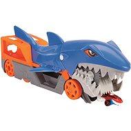 Autodráha Hot Wheels Žralok náklaďák