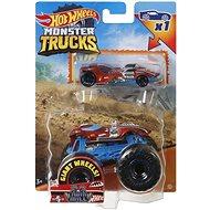 Hot Wheels Moster Trucks 1:64 s angličákem - Auto