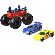 Hot Wheels Monster Trucks Stvořitel - Auto